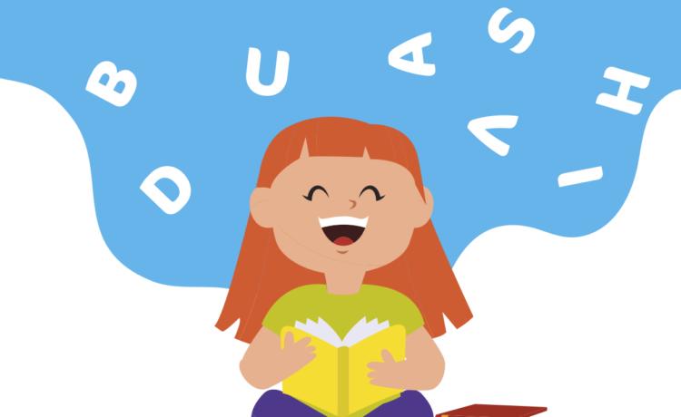 Thuis taal leren